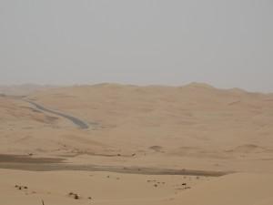 Desert of Abu Dhabi