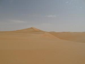 Moreeb Dune Abu Dhabi