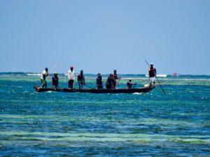 Fishermen in Kenya